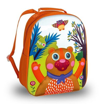 Happy BackPack! – Bear