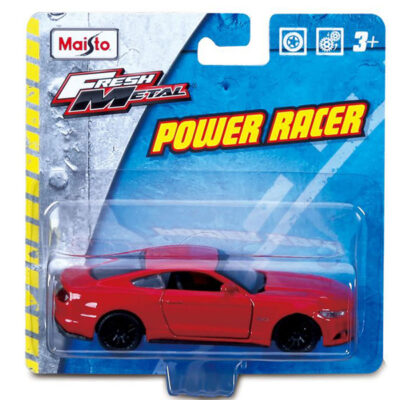 Pull Back Power Racer