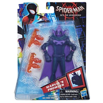 Marvel's Prowler Into The Spider-verse