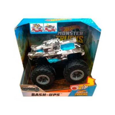 Hot Wheels Monster Trucks Bash-Ups