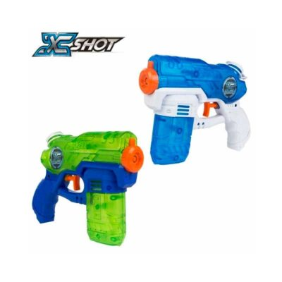 X-Shot Stealth x 2