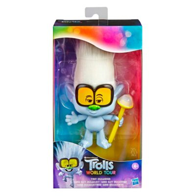 Figura Trolls Mini Diamante